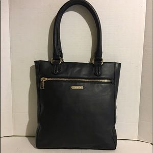 Cole Haan Handbag Black leather hobo